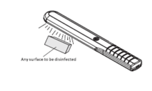 covid 19 portable uv light wand